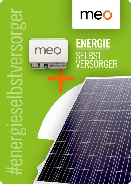 Aktionspaket: meo MINI und Fotovoltaik
