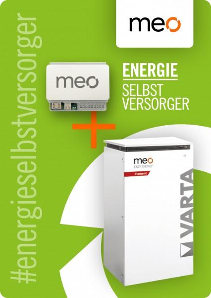 Aktionspaket: meo MINI und Batteriespeicher